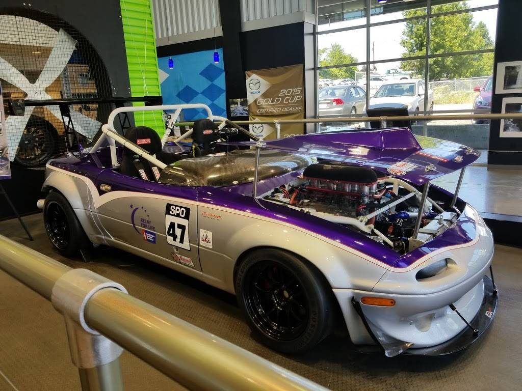 Alan Webb Mazda - car dealer  | Photo 3 of 9 | Address: 3716 NE 66th Ave, Vancouver, WA 98661, USA | Phone: (360) 334-3000