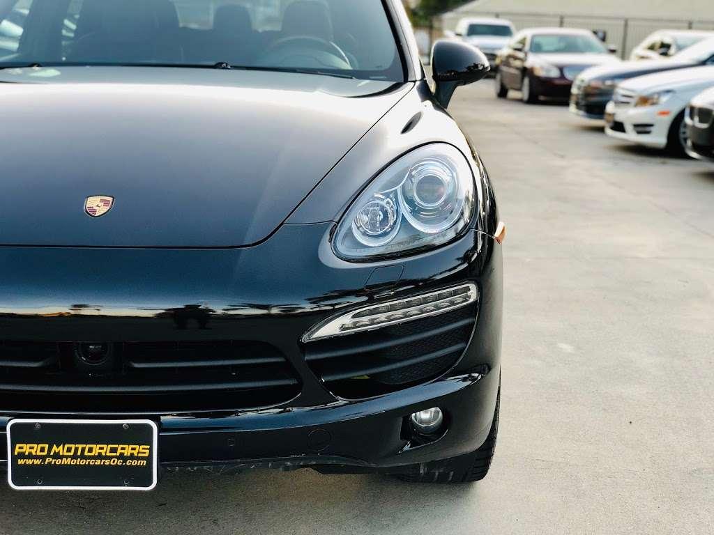 Pro Motorcars - car dealer    Photo 4 of 7   Address: 725 S Beach Blvd, Anaheim, CA 92804, USA   Phone: (949) 668-5454