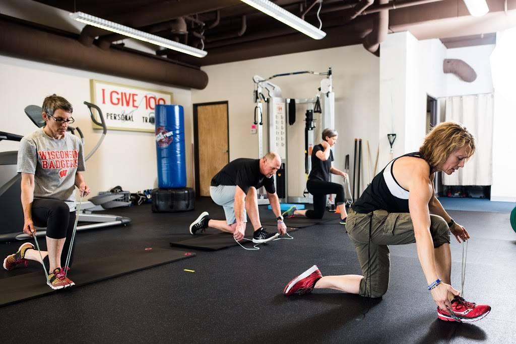 IGive100 Fitness - health  | Photo 2 of 7 | Address: 320 W Broadway b, Monona, WI 53716, USA | Phone: (608) 212-2227
