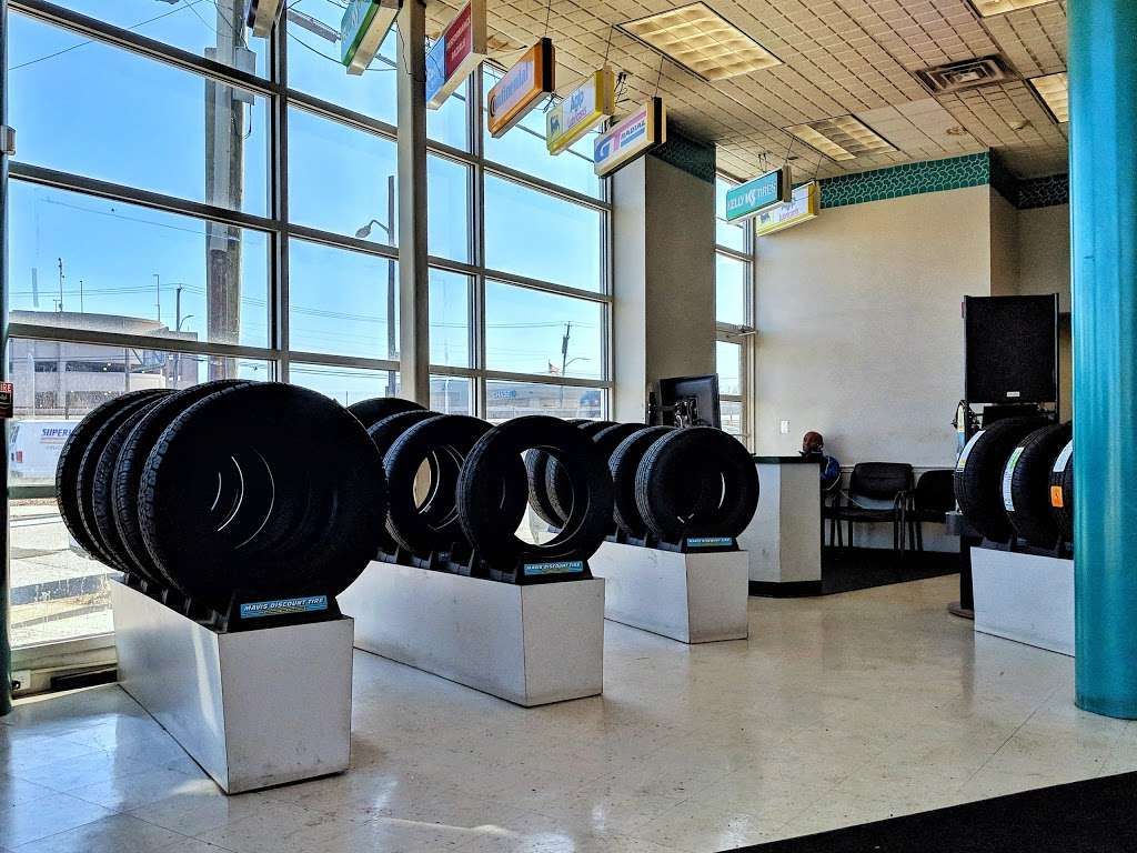 Mavis Discount Tire - car repair  | Photo 6 of 10 | Address: 779 Central Park Ave, South Dr, Yonkers, NY 10704, USA | Phone: (914) 966-3400