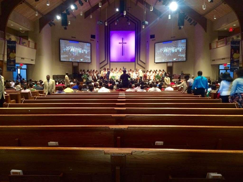 The Church Without Walls - Eldridge - church  | Photo 1 of 10 | Address: 7500 Eldridge Pkwy, Houston, TX 77083, USA | Phone: (281) 649-6800