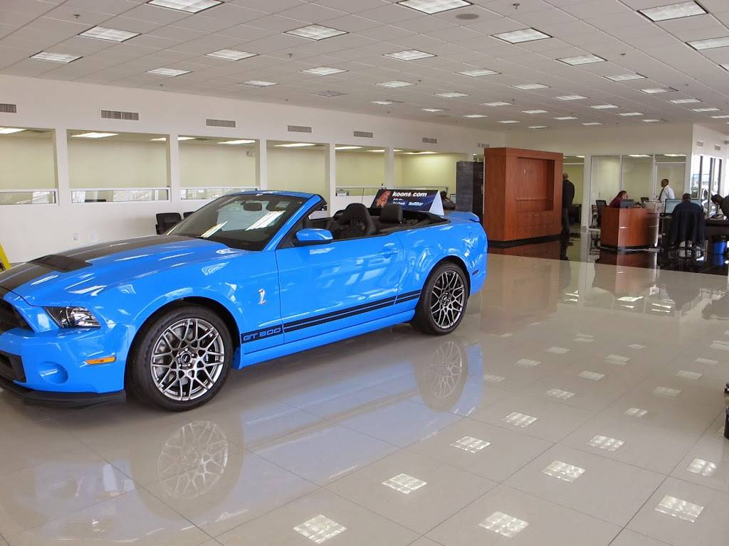 Koons Silver Spring Ford - car dealer  | Photo 6 of 7 | Address: 3111 Automobile Blvd #1, Silver Spring, MD 20904, USA | Phone: (855) 458-6764