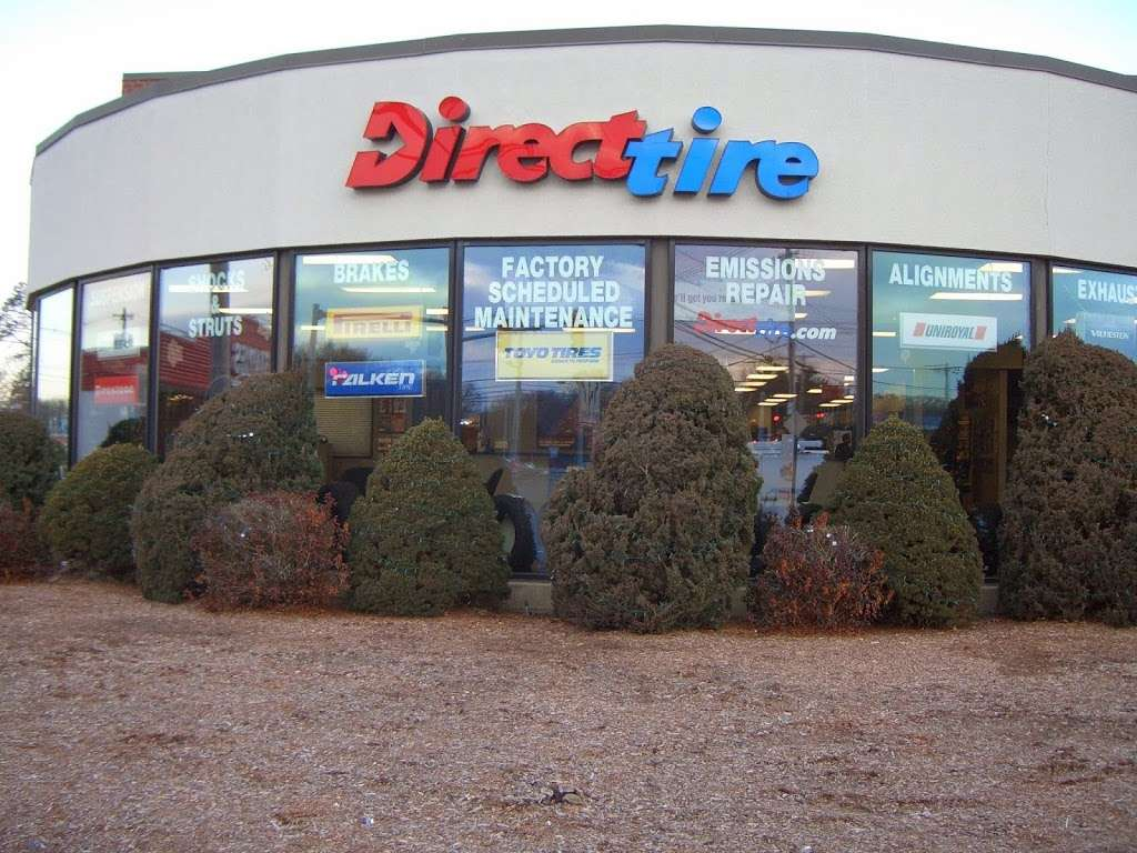 Direct Tire and Auto Service - car repair  | Photo 5 of 8 | Address: 978 Boston-Providence Turnpike, Norwood, MA 02062, USA | Phone: (781) 255-0700
