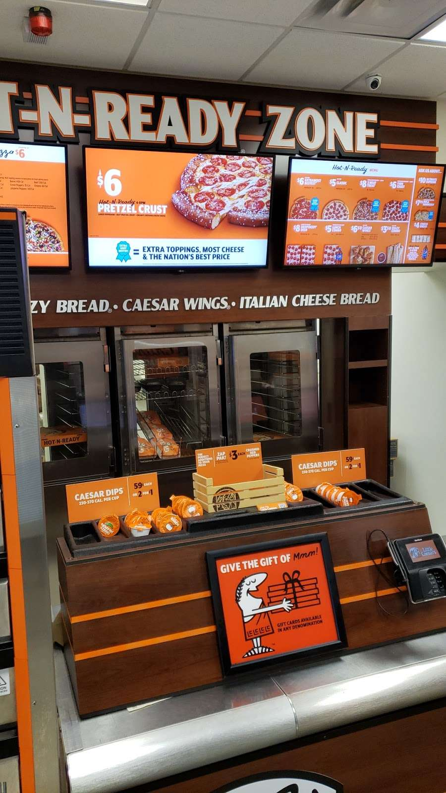 Little Caesars Pizza - meal takeaway  | Photo 9 of 10 | Address: 14034 Grant Rd, Cypress, TX 77429, USA | Phone: (281) 255-2709