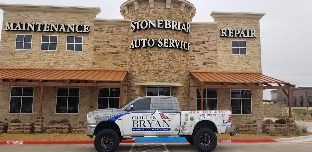Stonebriar Auto Service & Repair, LLC - car repair  | Photo 10 of 10 | Address: 12600 Lebanon Rd, Frisco, TX 75035, USA | Phone: (469) 200-8406