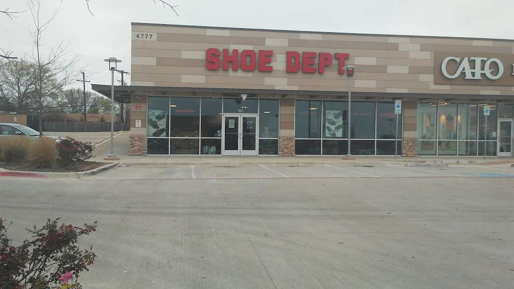 Shoe Dept. - shoe store  | Photo 1 of 10 | Address: 4777 Vista Wood Blvd STE 110, Dallas, TX 75232, USA | Phone: (214) 376-0014