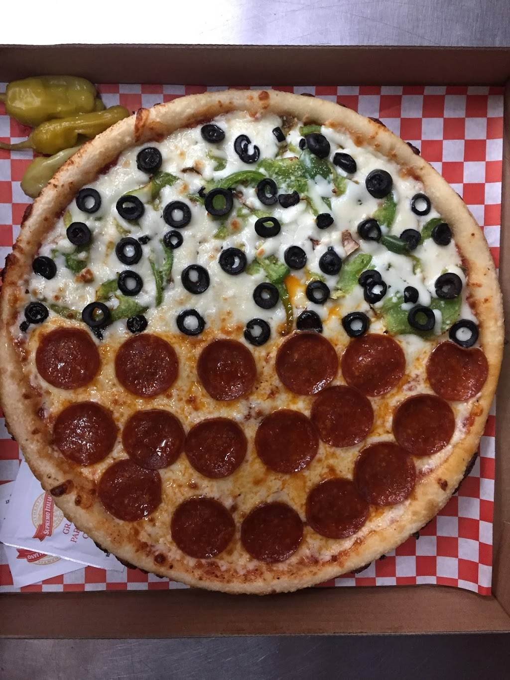 Pizza Ragazzi - meal delivery  | Photo 6 of 10 | Address: 5201 The Ave, Seattle, WA 98105, USA | Phone: (206) 525-1700