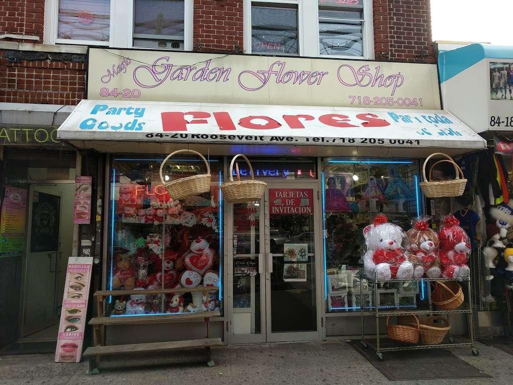 Magic Garden Flower Shop - florist  | Photo 1 of 2 | Address: 84-20 Roosevelt Ave, Jackson Heights, NY 11372, USA | Phone: (718) 205-0041