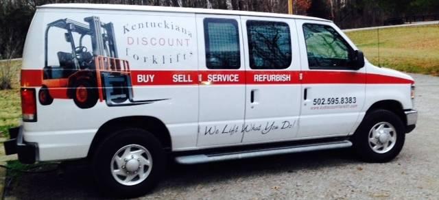 Kentuckiana Discount Forklifts, LLC - store  | Photo 4 of 10 | Address: 8850 Thixton Ln, Louisville, KY 40229, USA | Phone: (502) 595-8383