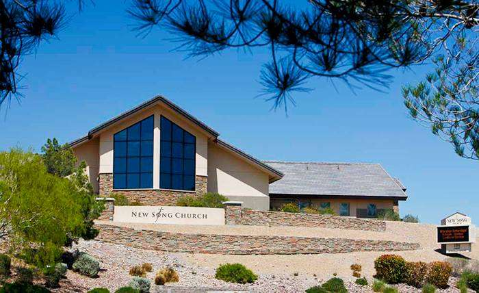 New Song Church - church    Photo 2 of 10   Address: 1291 Cornet St, Henderson, NV 89052, USA   Phone: (702) 492-1771