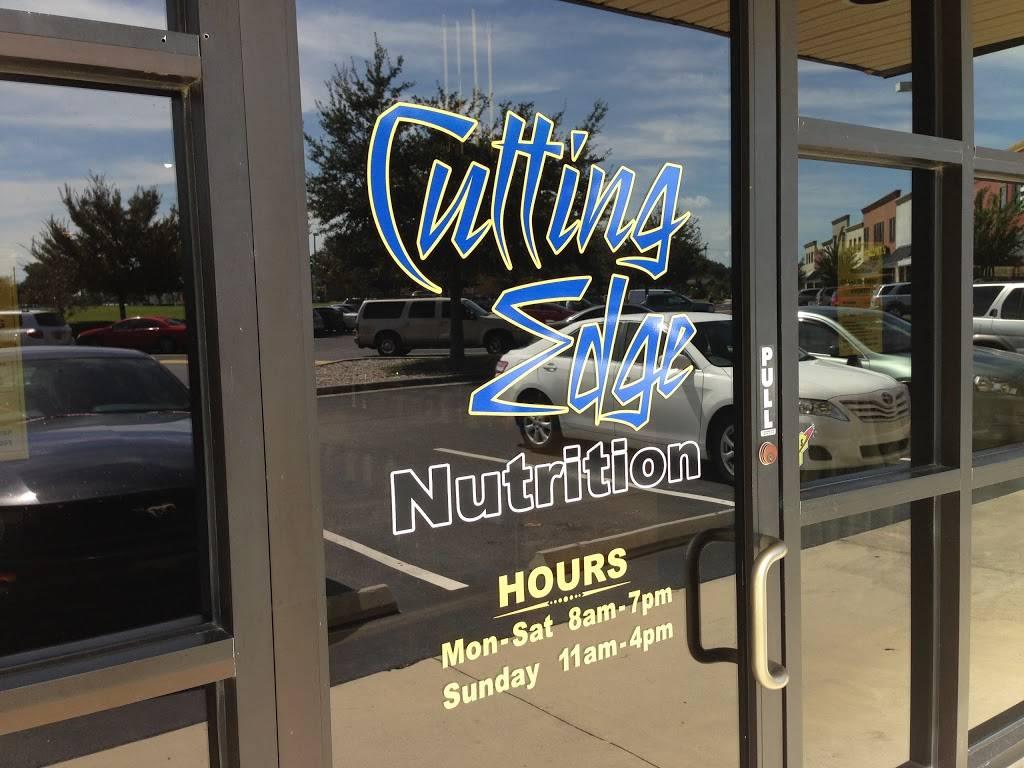 Cutting Edge Nutrition - health  | Photo 1 of 10 | Address: 11232 Boyette Rd, Riverview, FL 33569, USA | Phone: (813) 741-1191