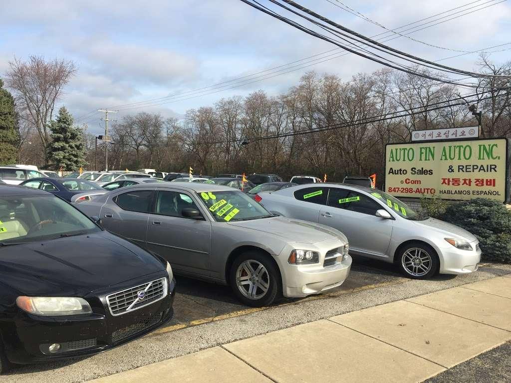 Auto Fin Auto 123 Inc - car dealer    Photo 3 of 7   Address: 2020 E Euclid Ave, Mt Prospect, IL 60056, USA   Phone: (847) 298-2886