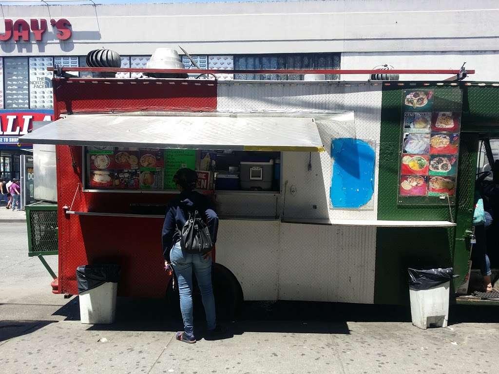 Mexican Taco Bus - restaurant  | Photo 1 of 1 | Address: 2500 Valentine Ave, The Bronx, NY 10458, USA