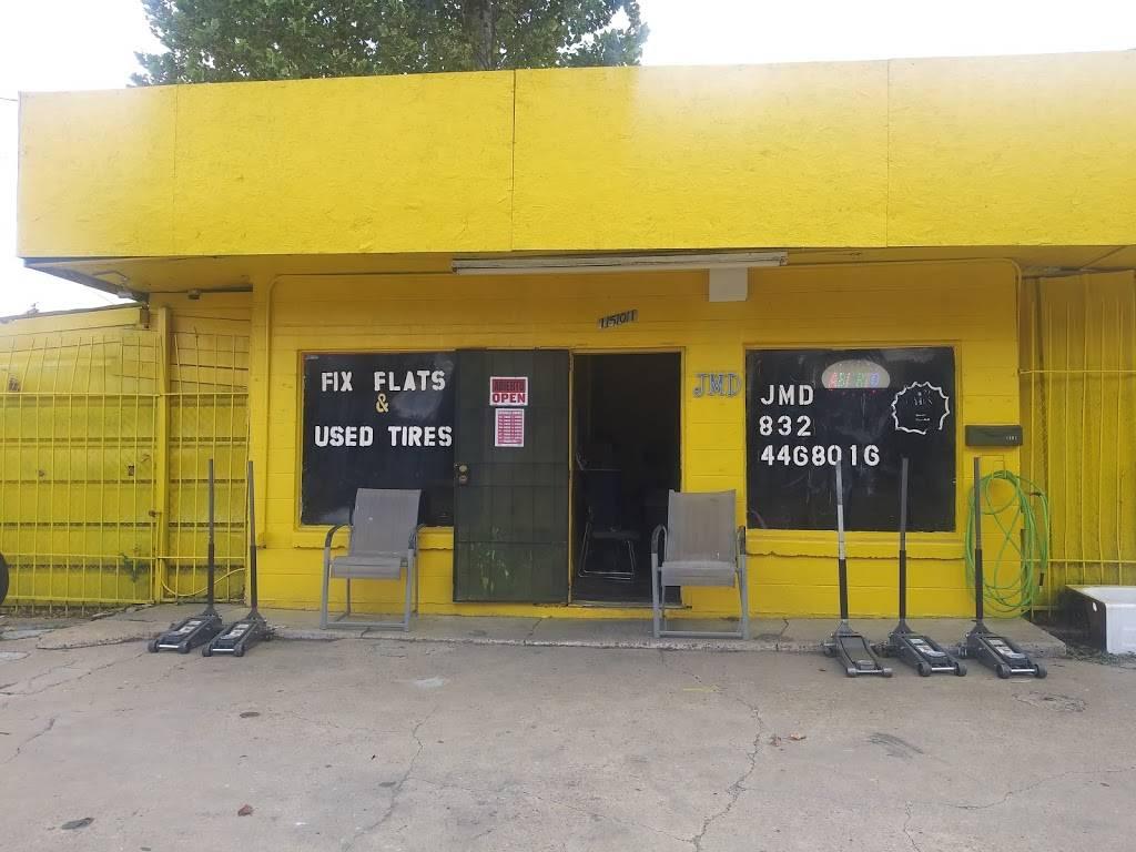 JMD Tire Shop - car repair  | Photo 2 of 6 | Address: 1501 Broadway St, Houston, TX 77012, USA | Phone: (832) 446-8016