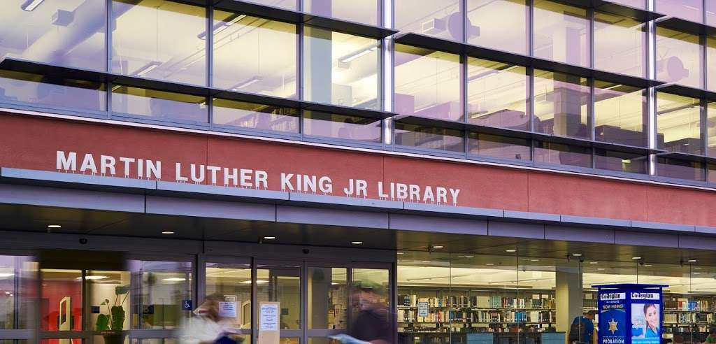 The Martin Luther King Jr. Library