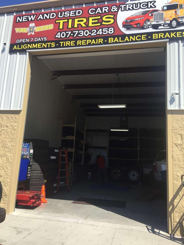 Used Tires Orlando >> Tire Boss Llc New Used Tires Car Repair 9455 S Orange Ave