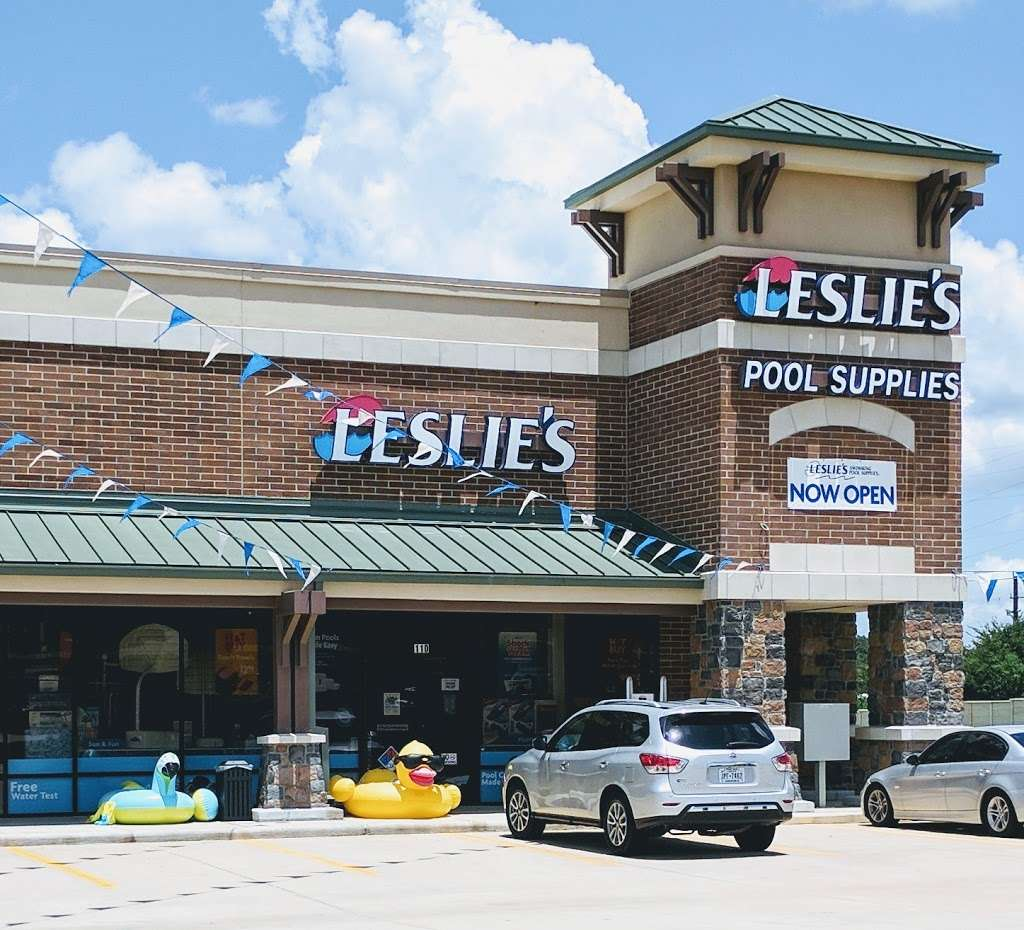 Leslies Pool Supplies, Service & Repair - store  | Photo 1 of 2 | Address: 8640 W Rayford Rd, Spring, TX 77389, USA | Phone: (281) 255-0380