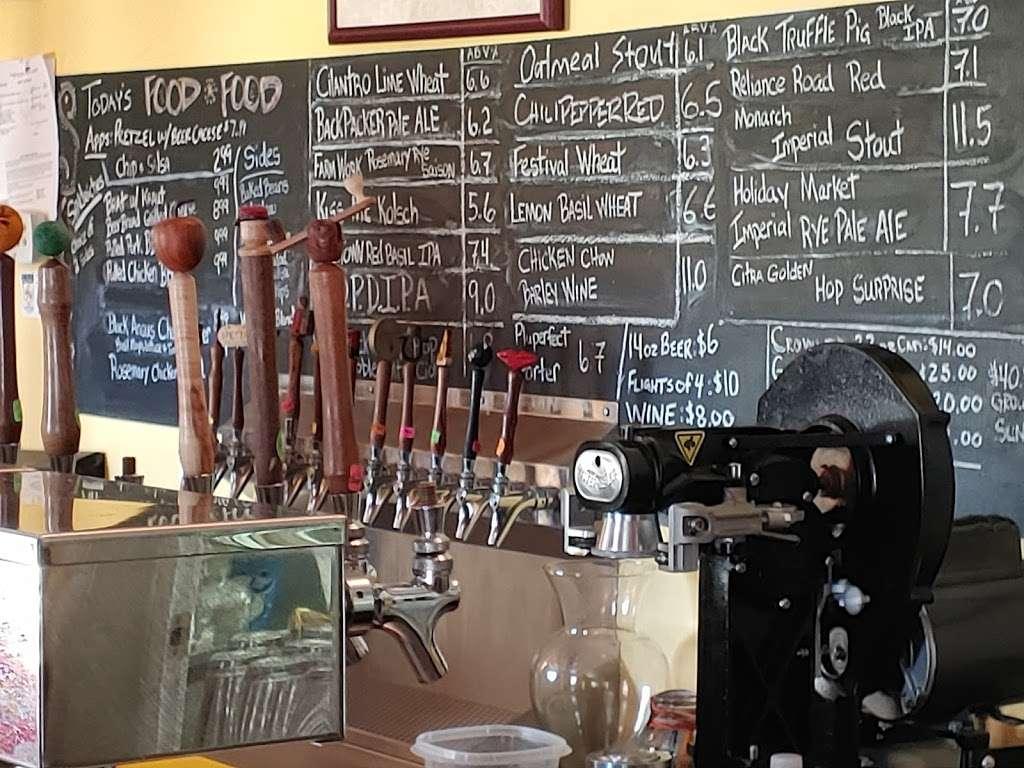 Backroom Brewery - restaurant  | Photo 3 of 10 | Address: 150 Ridgemont Rd, Middletown, VA 22645, USA | Phone: (540) 869-8482