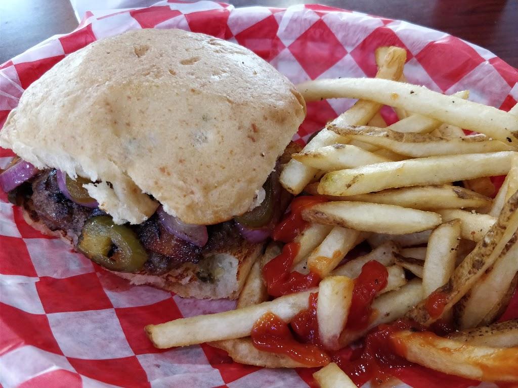 Rickys Burgers - restaurant  | Photo 7 of 10 | Address: 7630 TX-146, Baytown, TX 77523, USA | Phone: (281) 918-0172