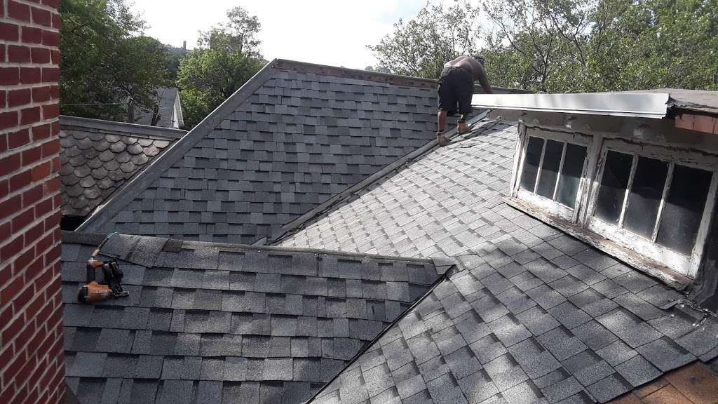 Stephenson family roofing - roofing contractor    Photo 10 of 10   Address: 4319 Greenmount Rd, Philadelphia, PA 19154, USA   Phone: (267) 414-3343