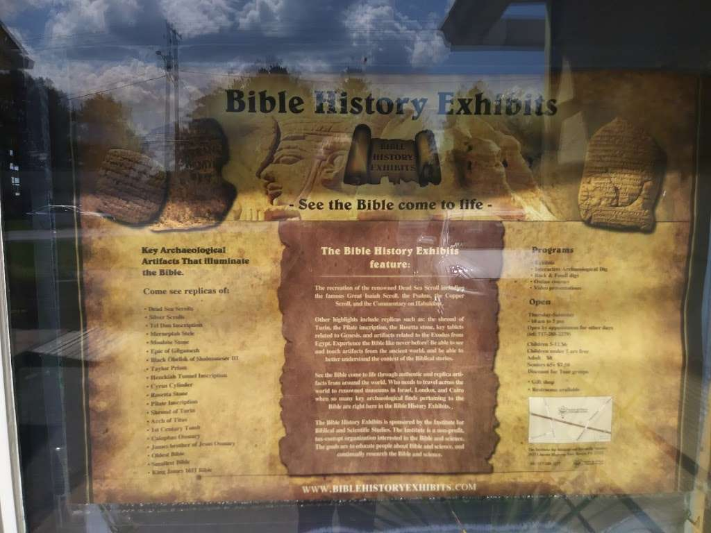 Bible History Exhibits - museum  | Photo 10 of 10 | Address: 2827 Lincoln Hwy E, Ronks, PA 17572, USA | Phone: (717) 288-2279