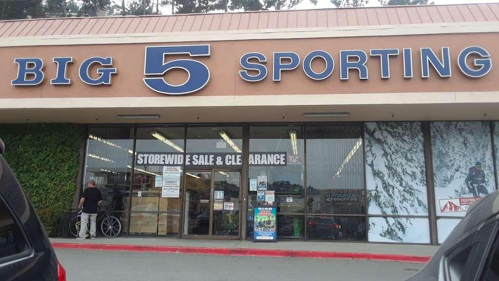 Big 5 Sporting Goods - shoe store  | Photo 9 of 10 | Address: 314 Gellert Blvd, Daly City, CA 94015, USA | Phone: (650) 994-3688