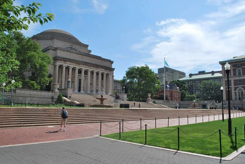 Columbia University Board - university  | Photo 3 of 10 | Address: 535 W 116th St, New York, NY 10027, USA | Phone: (212) 854-4157