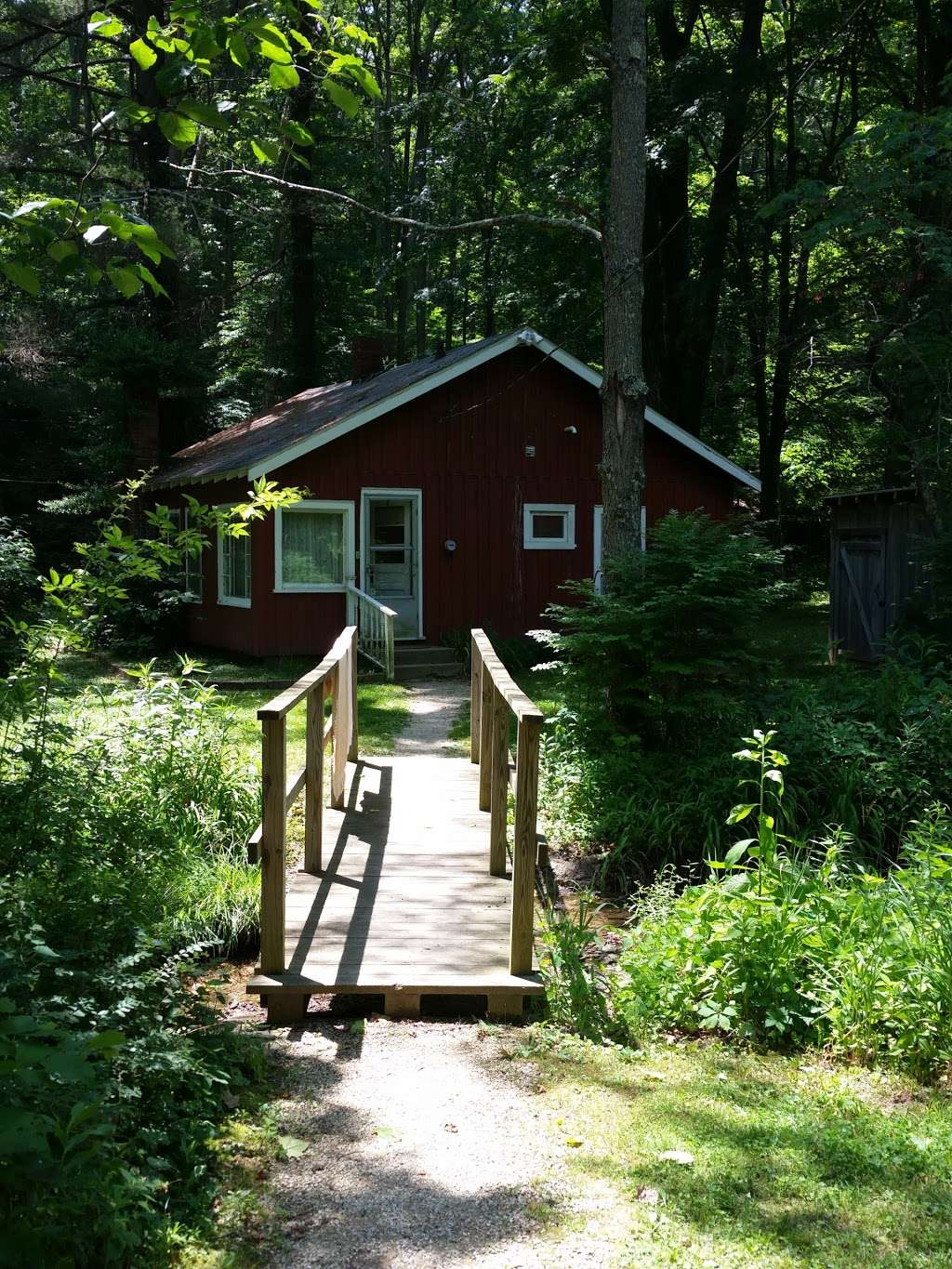 Shady Hollow Cabin - real estate agency  | Photo 4 of 5 | Address: 3601 Greasy Creek Rd, Nashville, IN 47448, USA | Phone: (812) 597-0577