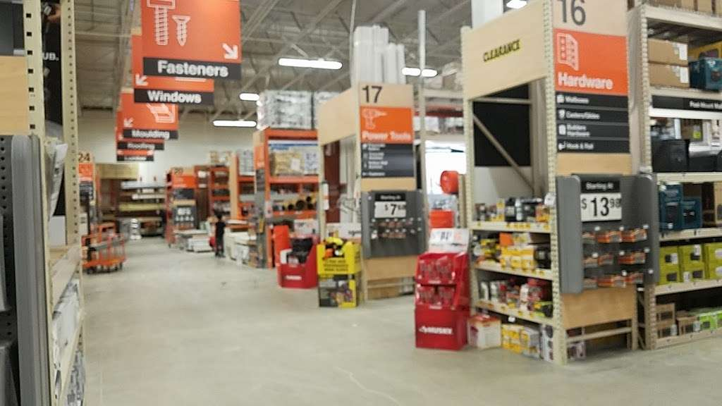 The Home Depot 2555 N Normandy Ave Chicago Il 60707 Usa