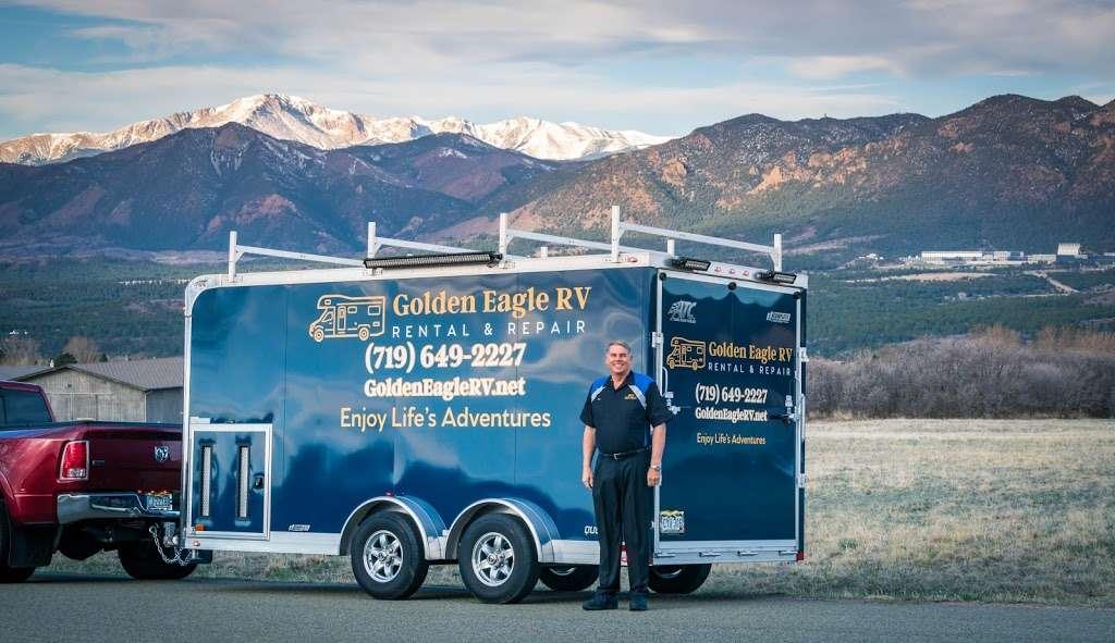 Golden Eagle RV - car repair  | Photo 1 of 3 | Address: 1031 Golden Pine Ln, Monument, CO 80132, USA | Phone: (719) 694-2227