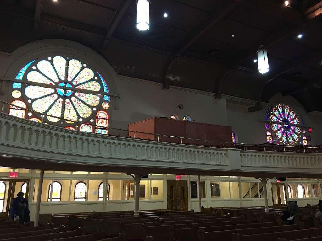 Salem United Methodist Church - church  | Photo 9 of 10 | Address: 2190 Adam Clayton Powell Jr Blvd, New York, NY 10027, USA | Phone: (212) 678-2700