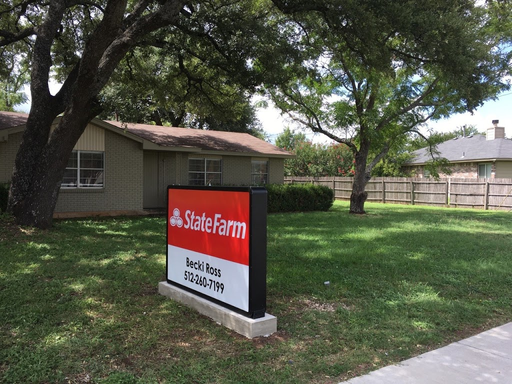 Becki Ross: State Farm Insurance Agent - insurance agency  | Photo 2 of 9 | Address: 1908 Yaupon Trail Ste B202, Cedar Park, TX 78613, USA | Phone: (512) 260-7199