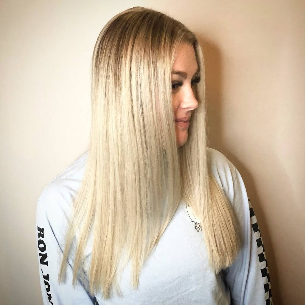 Currin Marcum at Roots Salon - hair care    Photo 5 of 10   Address: 6299 Central Ave, St. Petersburg, FL 33710, USA   Phone: (727) 248-9375
