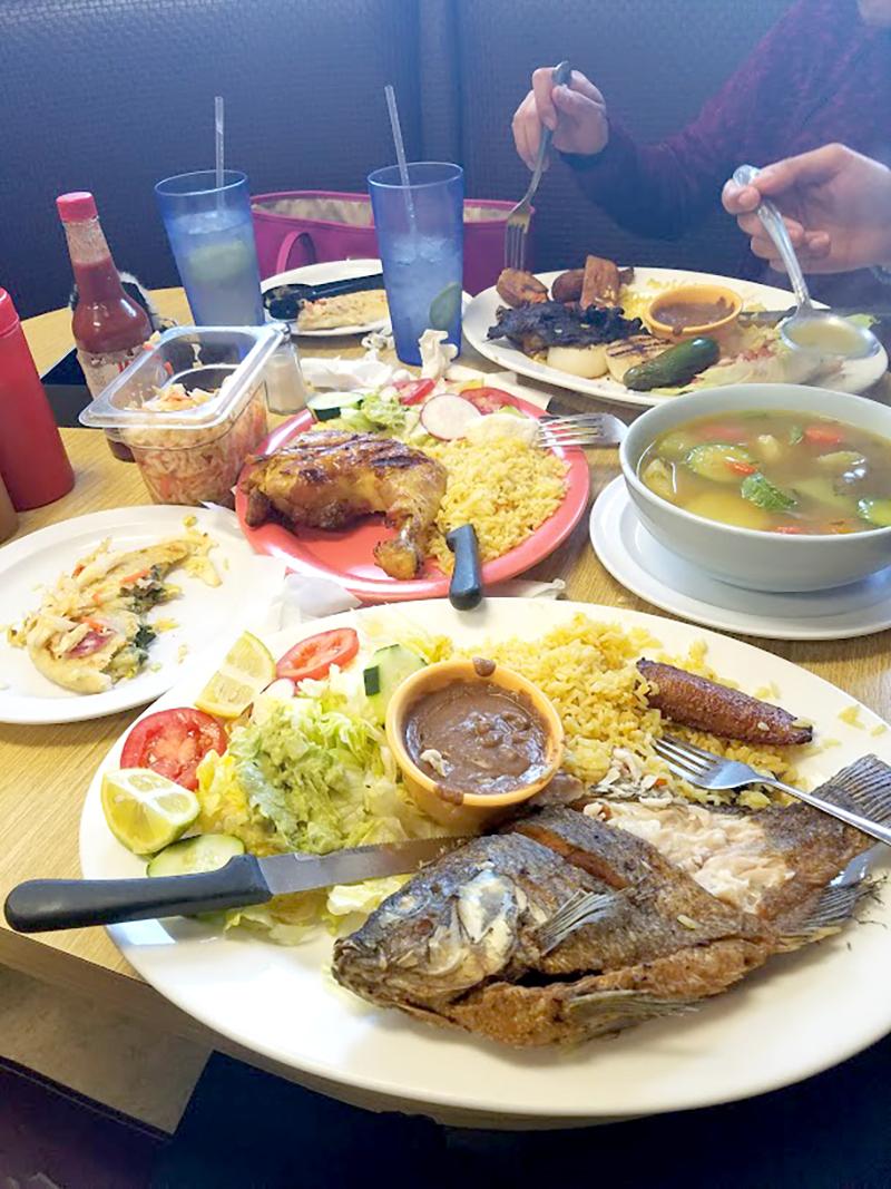 El Salpicón Pupuseria - restaurant    Photo 5 of 8   Address: 2252 Euclid Ave H, Ontario, CA 91762, USA   Phone: (909) 988-8880