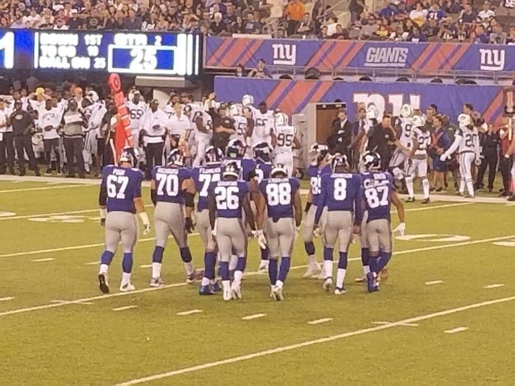 Giants Stadium - stadium  | Photo 8 of 10 | Address: 50 NJ-120, East Rutherford, NJ 07073, USA