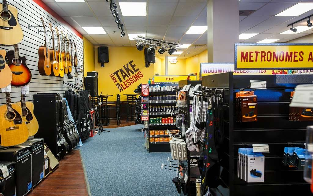 Music & Arts - electronics store  | Photo 5 of 10 | Address: 300 Andover St, Peabody, MA 01960, USA | Phone: (978) 532-3380
