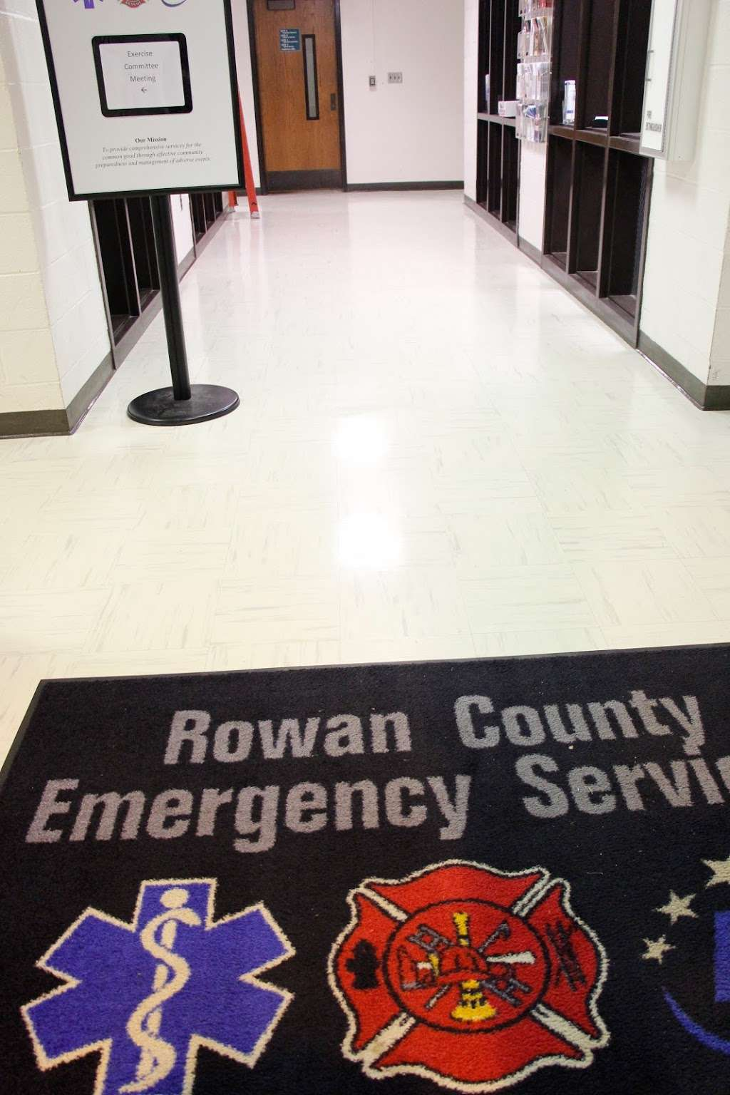 Rowan County Emergency Services - local government office  | Photo 9 of 10 | Address: 2727 Old Concord Rd Suite E, Salisbury, NC 28146, USA | Phone: (704) 216-8900