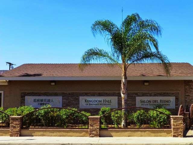 Kingdom Hall of Jehovah's Witnesses - church    Photo 3 of 4   Address: 19111 Killian Ave, Rowland Heights, CA 91748, USA   Phone: (626) 964-3614