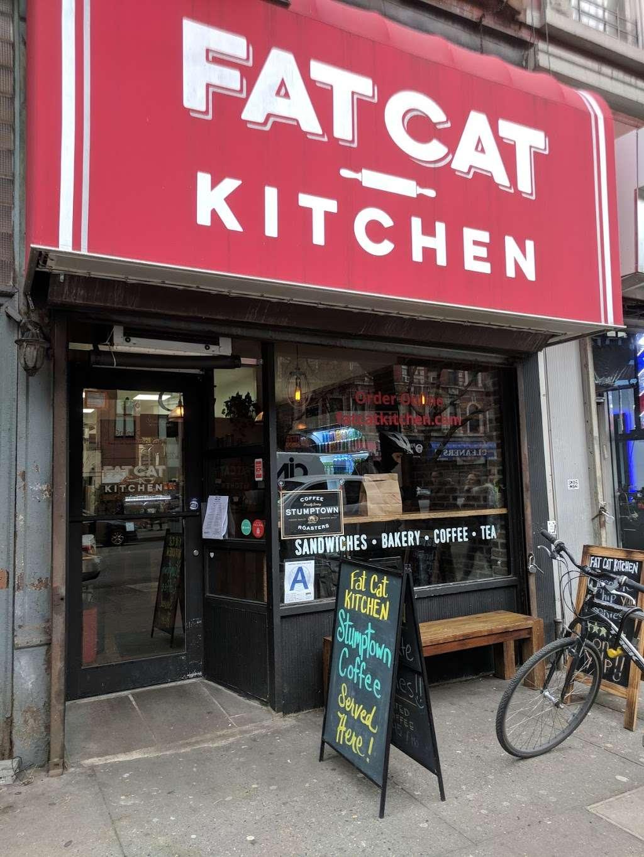 Fat Cat Kitchen - cafe  | Photo 3 of 10 | Address: 223 E 14th St, New York, NY 10003, USA | Phone: (212) 235-1994