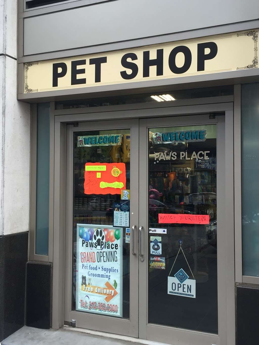 Paws Place - store  | Photo 2 of 2 | Address: 120 Riverside Blvd, New York, NY 10069, USA | Phone: (212) 362-2300