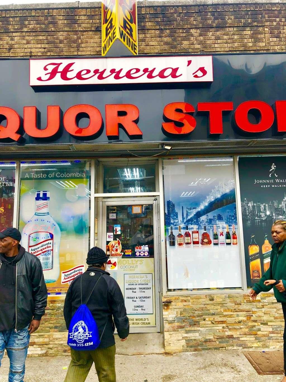 Herrera's liquor store - store  | Photo 4 of 6 | Address: 2300 Crotona Ave, The Bronx, NY 10458, USA | Phone: (347) 726-5518