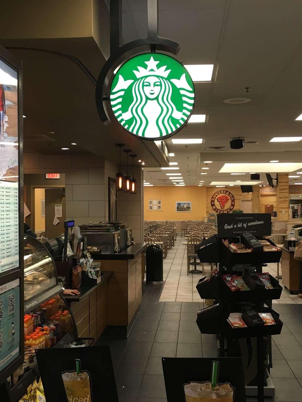 Starbucks - cafe  | Photo 10 of 10 | Address: NJ Tpke, Ridgefield, NJ 07657, USA | Phone: (201) 943-1171