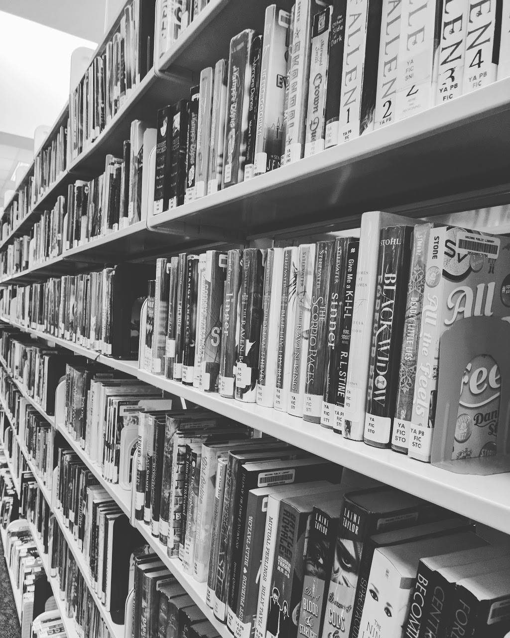John Ed Keeter Public Library - library  | Photo 10 of 10 | Address: 355 W McLeroy Blvd, Saginaw, TX 76179, USA | Phone: (817) 230-0300