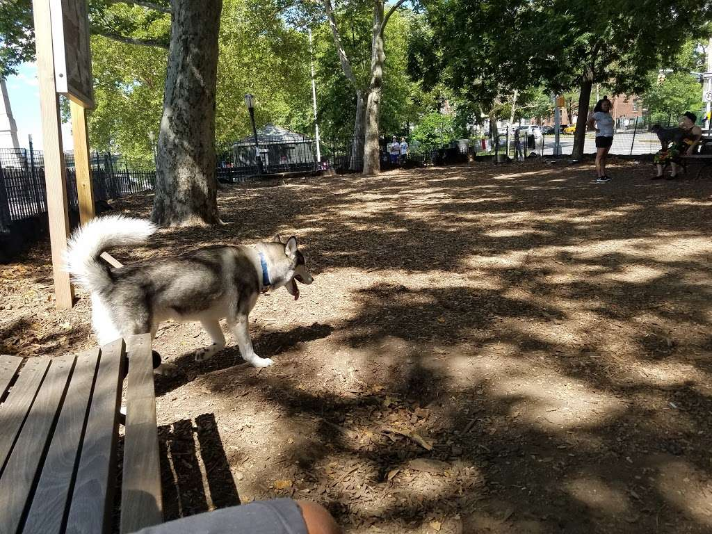 142nd Street Dog Run - park  | Photo 10 of 10 | Address: 675 Riverside Dr, New York, NY 10031, USA | Phone: (212) 870-3070