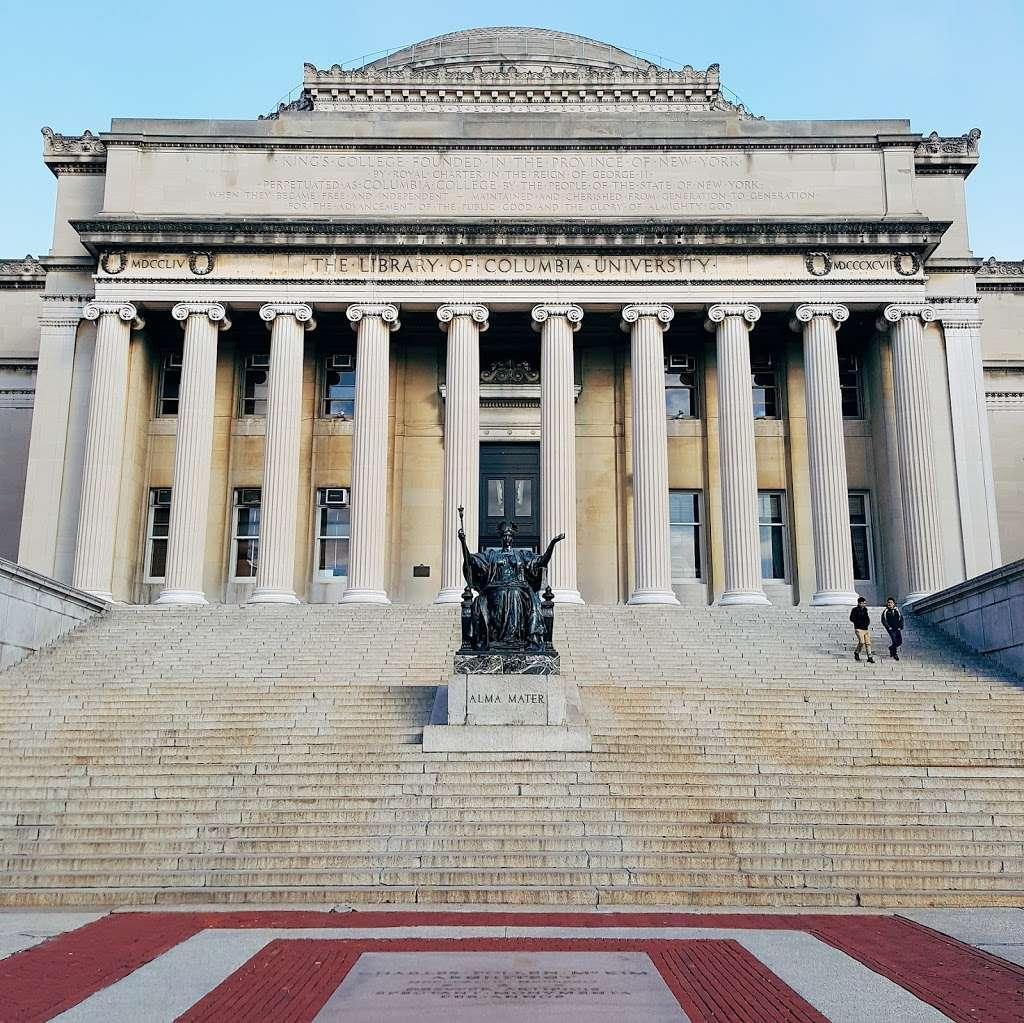 Columbia University Visitors Center - travel agency    Photo 6 of 10   Address: 2960 Broadway, New York, NY 10027, USA   Phone: (212) 854-4900
