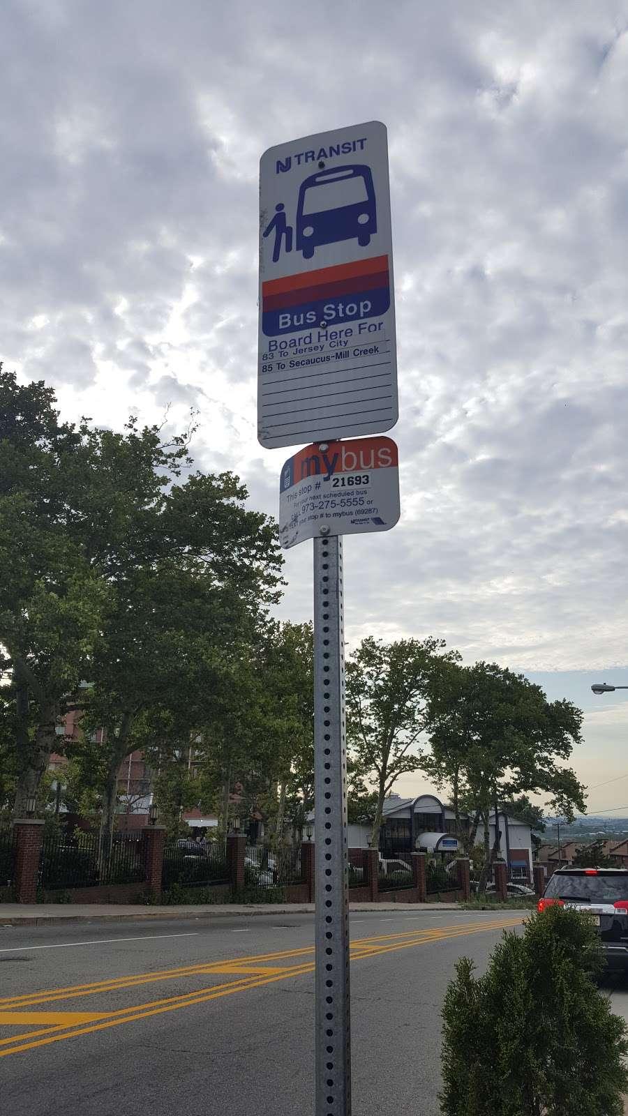 Bergen Tpk at J.F. Kennedy Blvd - bus station  | Photo 2 of 3 | Address: Union City, NJ 07087, USA