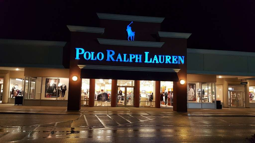 Polo Ralph Lauren Factory Store - Clothing store   11211