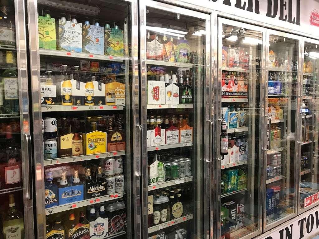 Webster Liquor - store  | Photo 3 of 4 | Address: 4 Webster Ave, Jersey City, NJ 07307, USA | Phone: (201) 792-4494