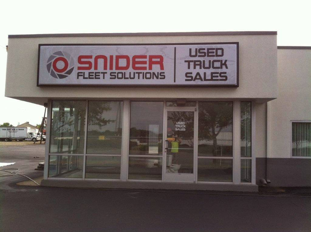 Snider Fleet Solutions Charlotte Mechanical Services Div - car repair  | Photo 1 of 3 | Address: 4420 N Graham St #1219, Charlotte, NC 28206, USA | Phone: (704) 790-8750