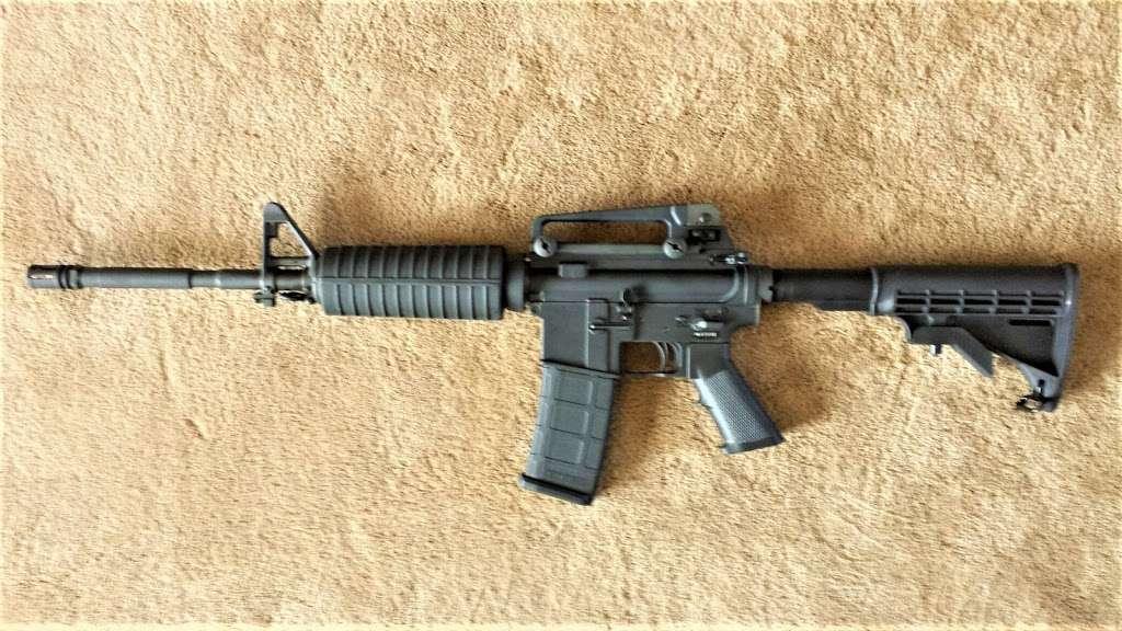 Sammy Ds Discount Arms - store    Photo 6 of 10   Address: 1807, 4850 W North Ln, Glendale, AZ 85302, USA   Phone: (480) 490-8251